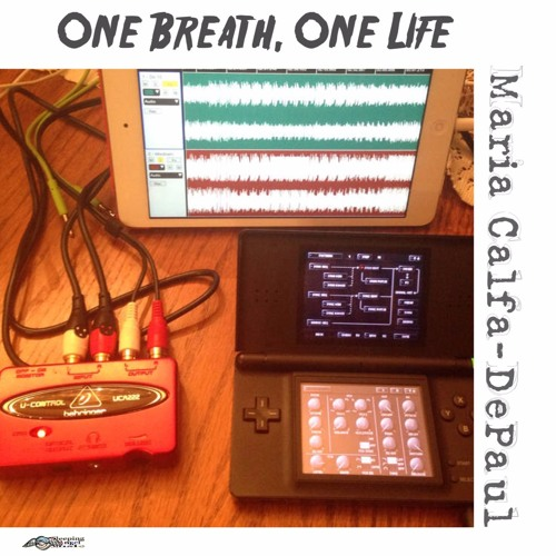 One Breathe One Life****recorded live from Nintendo DSi-lite use headphones for full effect!!