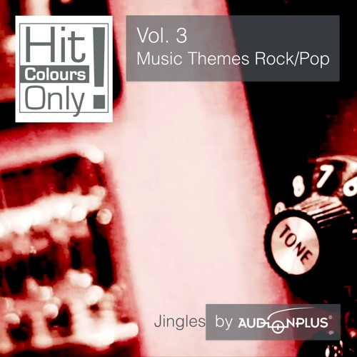 """""""Hit Colours Only!"""" - Vol. 3 - Music Themes Rock/Pop"""