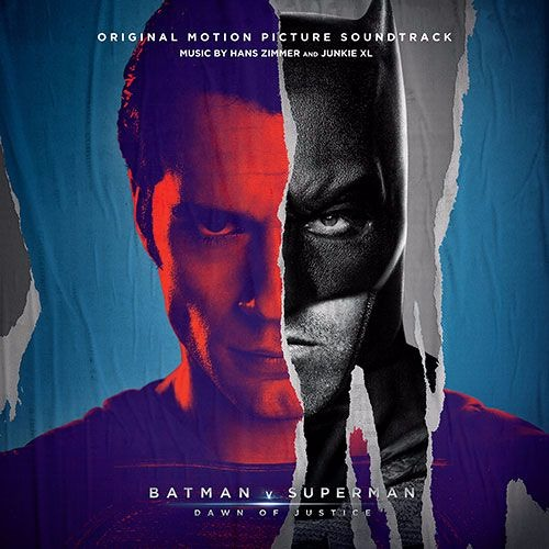 Batman v Superman - The Red Capes are Coming - FIRST LISTEN - Hans Zimmer & Junkie XL