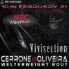 The MMA Vivisection - UFC Pittsburgh- Cowboy Vs. Cowboy Picks, Odds, & Analysis