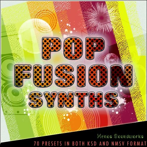 Demo: 'Pop Fusion Synths' for NI Massive.