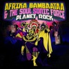 Afrika Bambaataa and The Soul Sonic Force - Planet Rock (Remix)