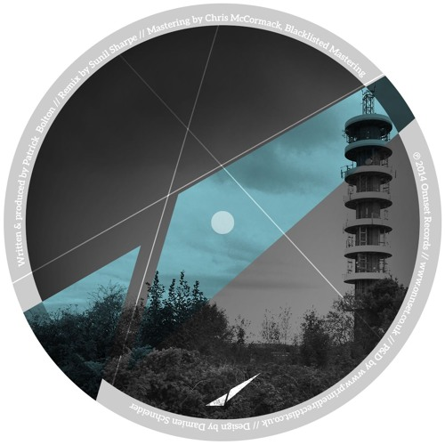 ONNST002 - Patrick Bolton - Exoteric EP + Sunil Sharpe Remix (Clips)
