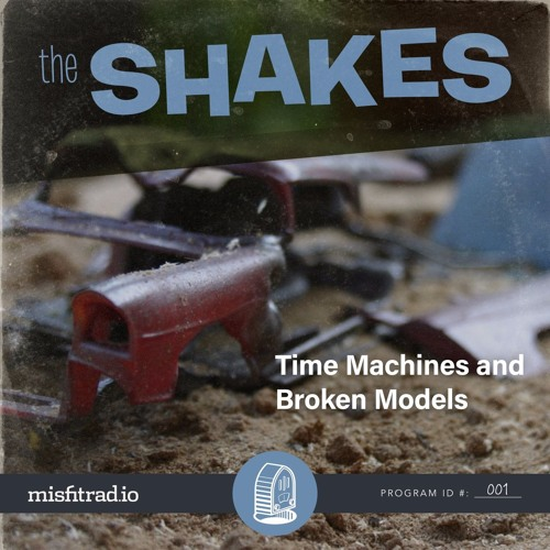 Time Machines and Broken Models Cover Art