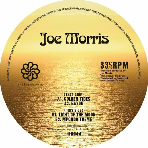 Joe Morris - Light Of The Moon