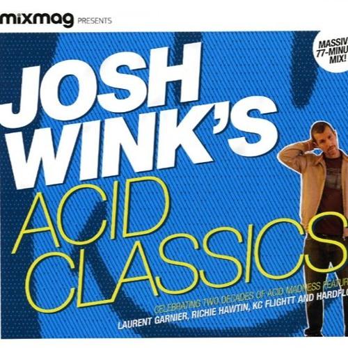 Mixmag: Josh Wink's Acid Classics