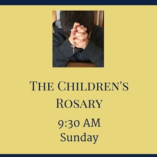 Childrens Rosary
