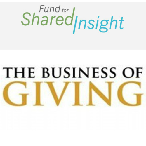 Melinda Tuan, Project Manager at Fund for Shared Insight, Joins Denver Frederick 2-21-16