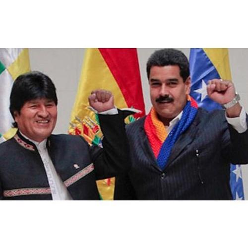 Politics: Tensions in Venezuela & Constitutional Debate in Bolivia (Lp2192016)