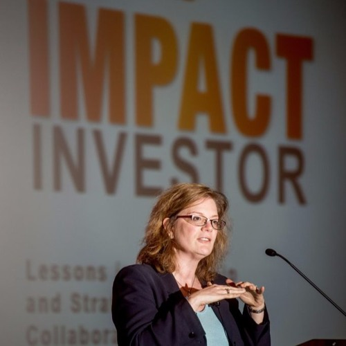 Tackling The Pioneer Gap With Cathy Clark | Impact Alpha's ROI