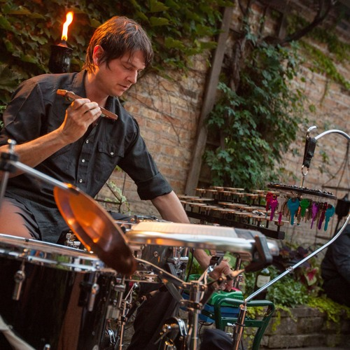 Glenn Kotche bridges the gap between percussion and melody