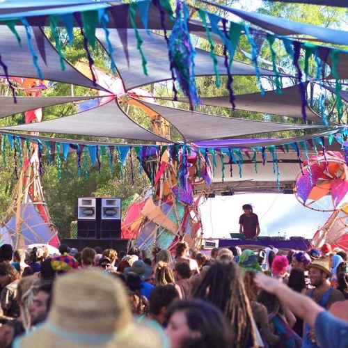Earth Frequency Festival 2016