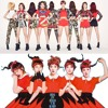 [mashup] Red Velvet Dumb Dumb And Twice Like Ooh Ahh [ryuselalover Youtube] Mp3