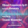 Khromata Presents: Vibrant Frequencies Ep 01 w/Guest Mix by Treavor Moontribe on Earth Dance Radio