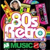 ALL MUSIC 80 - Disco 80s Retrò  Part 2