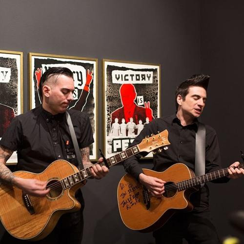 'Victory Is Peace': Ausstellungseröffnung im Kunstverein Positive Propaganda