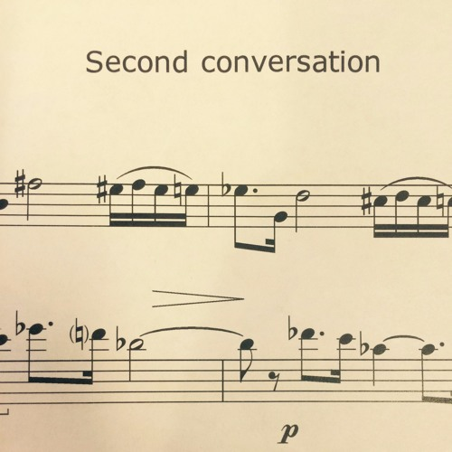 Tomas Friberg - Second Conversation ( from Conversations with a Candle)