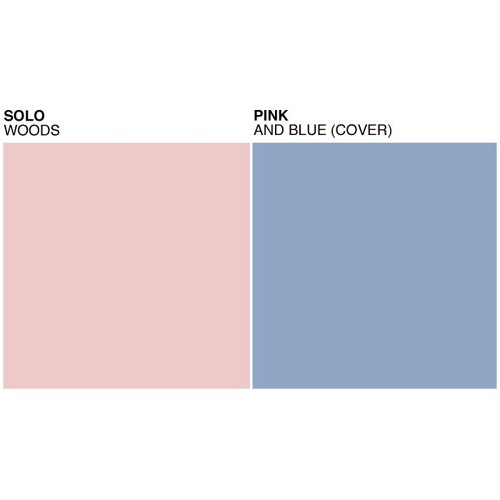 pink and blue cover by solo woods free listening on soundcloud