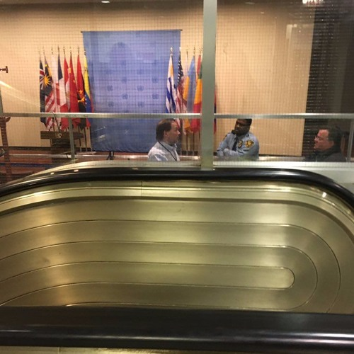 UN Security Deputy McNulty Orders Press to Leave UNSC Stakeout Or He'll Use NYPD, UN Censorship