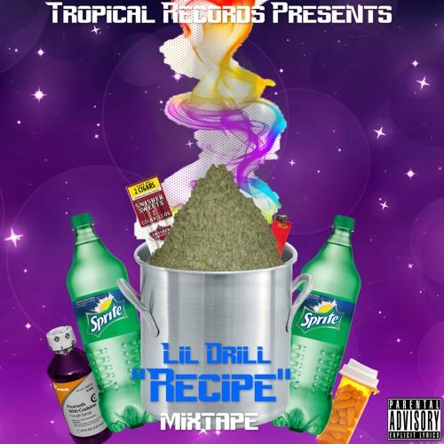 Rollin - Lil Drill Ft. Chief ReyRey *FREESTYLE* (Recipe Mixtape)