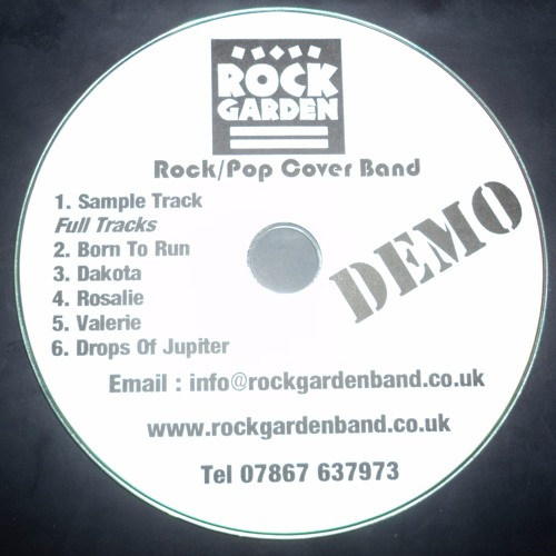 Rock Garden Demo