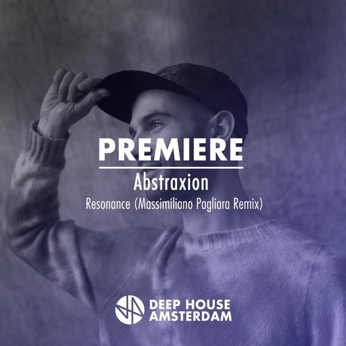 Premiere: Abstraxion - Resonance (Massimiliano Pagliara Remix)