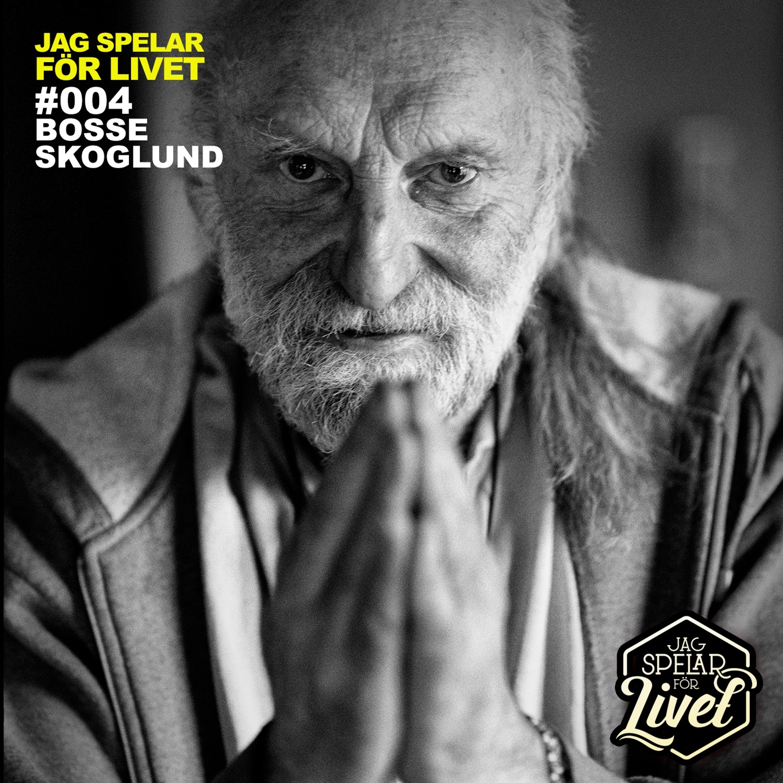 #004 Bosse Skoglund - Trummis
