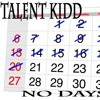 No Days Off (Trap Instrumental) By: Talent Kidd