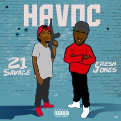 21 Savage - HAVOC (Prod.By Fresh Jones)