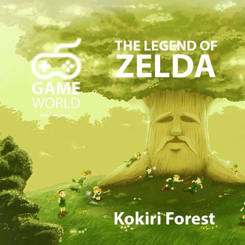 The Legend Of Zelda - Ocarina Of Time - Kokiri Forest