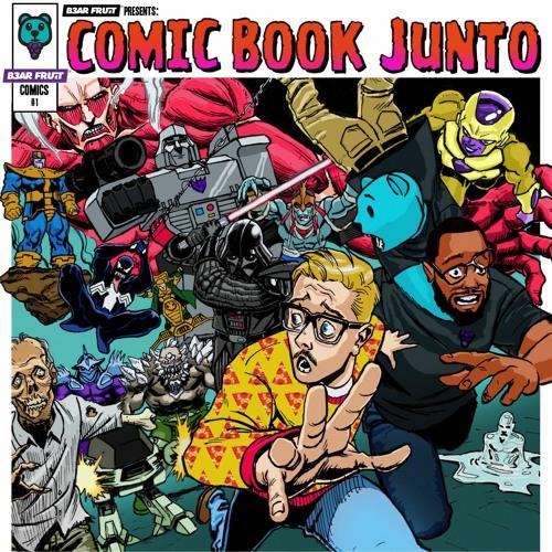 #001: All New All Different Comic Book Junto