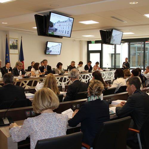 Conseil municipal du 19 février 2016