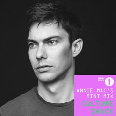 Culture Shock - MiniMix Annie Mac BBC Radio1