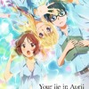 Download Your Lie in April 2nd ending - Orange cover - Japanese version Mp3