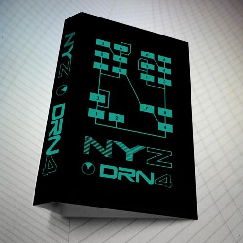 NYZ - DRN4 - FRACTAL COMPRESSION MIX