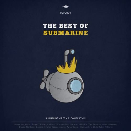 OUT NOW: V.A. - The Best Of Submarine