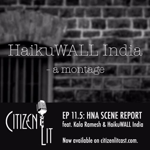 Episode 11.5: Haiku North America Scene Report