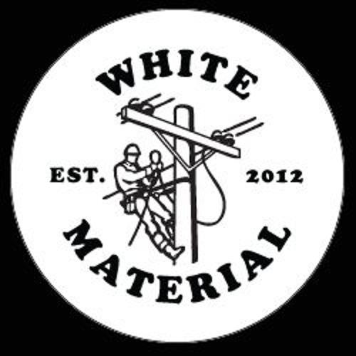 White Material mix series #2 - Alvin Aronson
