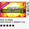 How To Make Hard Dance in Ableton Live