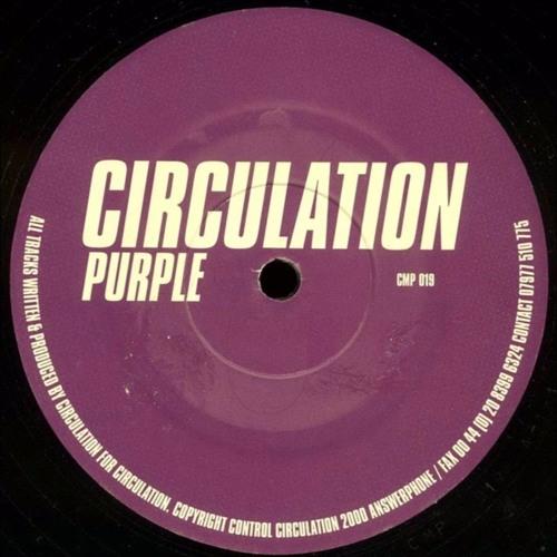 Circulation - Purple (Benjamín Castañeda 2016 Edit)