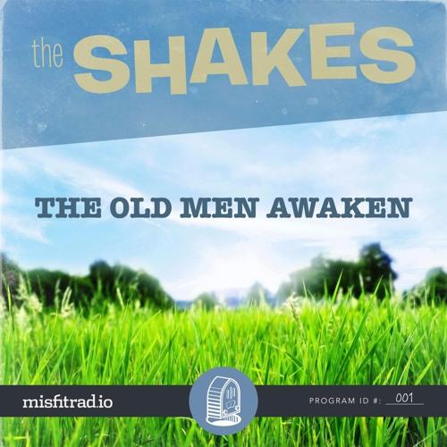 The Old Men Awaken Cover Art