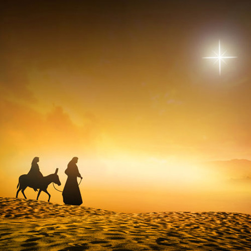 Scene5 from The Way to Bethlehem