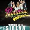 ▶ORQUESTA PAPILLON – CUERPO DE SIRENA (Live) 2016 ➜☛Radio Fm La Cumbre®™✫ Studio Juanquis®™♫✫►®◄