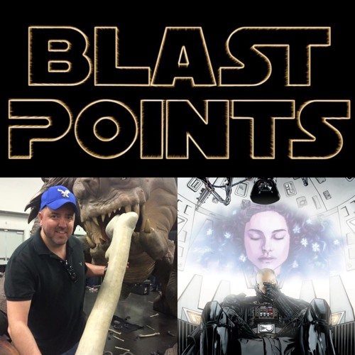 Episode 7 - Joe Corroney interview - from super Star Wars fan to super Star Wars artist