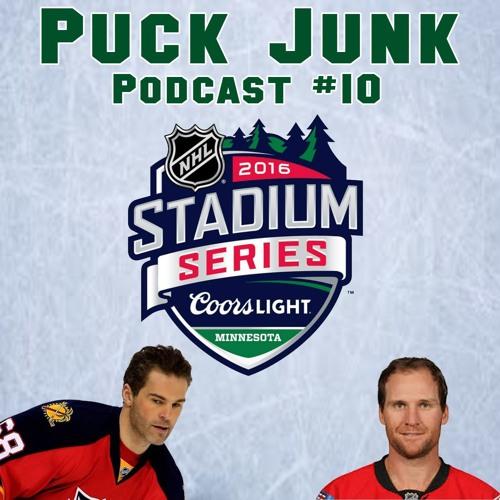 Puck Junk Podcast #10 - 2/23/2016