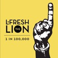 L-FRESH The LION 1 in 100,000 Artwork