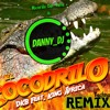 DKB feat. King África - El Cocodrilo (Techno Remix)Danny_Dj & Ricardo Del Valle Portada del disco
