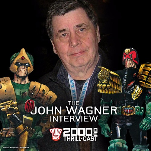 The John Wagner Interview: Part Two