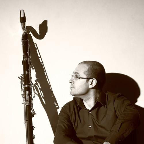Hosokawa, T. - Étude for Bass clarinet solo