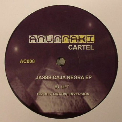 JASSS Caja Negra EP